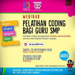 Pelatihan Coding